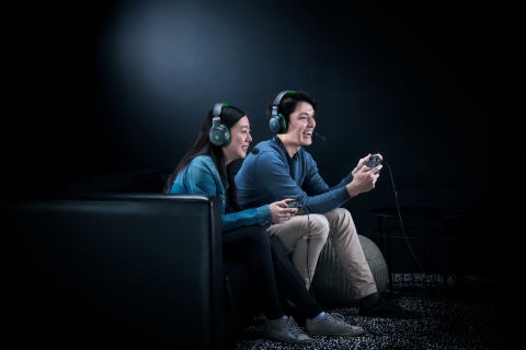 Direct-wireless along with Razer's HyperCardiod microphone and TriForce titanium 50mm drivers make gameplay on your new Xbox Series X|S an experience. (Photo: Business Wire)