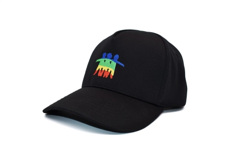 OURA's newly released hat, Unity, features a newly designed logo of Camp Ronald McDonald for Good Times, representing the unification of a community in healing. (Photo: Business Wire)