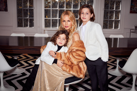 Rachel Zoe x Janie and Jack, The Exclusive Party Collection (Photo: Business Wire)