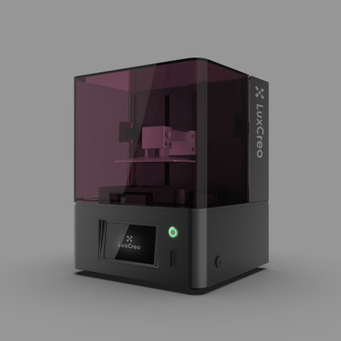 LuxCreo and Foshion Dental launch LuxaDent dental 3D printer. (Photo: Business Wire)