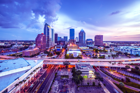 Iteris Selected by Hillsborough County for Smart Mobility and Safety Initiative (Photo: Business Wire)