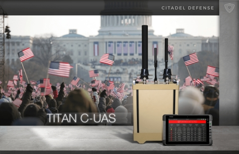 Titan preserves freedom of action for friendly forces by quickly and reliably detecting, identifying, and defeating threats without disrupting communications and authorized equipment. (Photo: Business Wire)