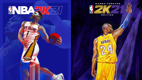 2K is proud to announce that NBA® 2K21 for next-generation consoles is now available worldwide. Releasing today for Xbox Series X|S and on November 12, 2020 in certain jurisdictions for PlayStation®5*, NBA 2K21 is built from the ground up to fully utilize the incredible power, speed and technology enabled by the next-generation of consoles. With new groundbreaking advancements, modes and features, NBA 2K21 represents an incredible leap forward and is the largest game in franchise history, ushering in a new era for sports simulation titles. (Photo: Business Wire)