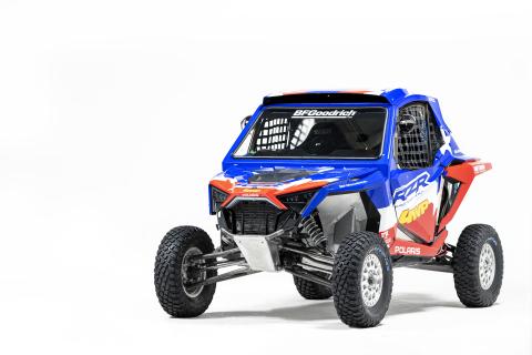 Polaris RZR Pro XP, Official 2021 Dakar Race Vehicle for RZR Factory Racing (Photo: Business Wire)