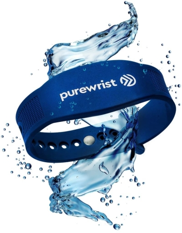i2c Inc. Partners with Purewrist to Provide Wearable Solutions for Contactless Payments at Events, Retail Stores, Transit and More. Partnership brings innovative new contactless payment options to market for tap-and-go transactions. (Photo: Business Wire)