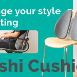 Koshi Cushion | A New Way to Combat Back Pain – Product Options LLC