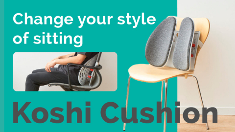 A new way to combat back pain from Japan (Graphic: Business Wire)