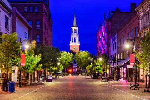 City of Burlington, VT (Photo: Business Wire)