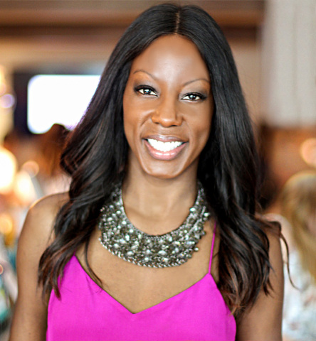 Nicole Young, TV Host, Author and Lifestyle Influencer (Photo: Mary Kay Inc.)