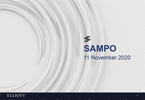 Elliott Presentation on Sampo