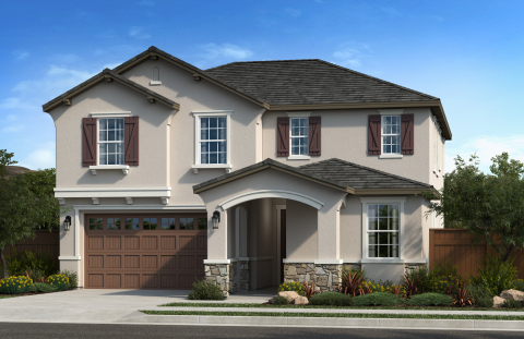 KB Home announces the grand opening of Copperleaf at Homestead, its latest new-home community in Dixon, California. (Photo: Business Wire)