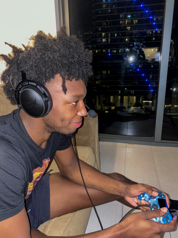 Top Basketball Prospect James Wiseman Joins HyperX Heroes Family and Brand Ambassador Roster (Photo: Business Wire)