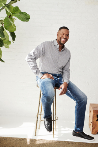 Collection by Michael Strahan (Photo: Business Wire)