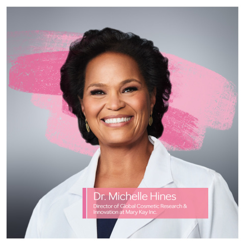 Dr. Michelle Hines, Director of Global Cosmetic Research & Innovation at Mary Kay Inc. (Photo: Mary Kay Inc.)