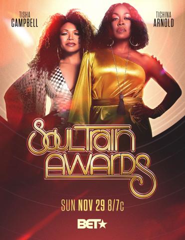 2020 Soul Train Awards Key Art