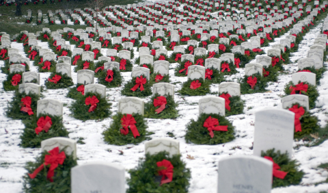KBS & Transwestern Partner for Wreaths Across America (Photo: Business Wire)
