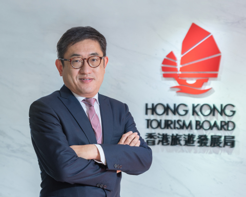 Mr Dane Cheng, Executive Director of the Hong Kong Tourism Board (Photo: Business Wire)