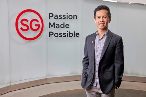 Mr Keith Tan, Chief Executive Officer of the Singapore Tourism Board (Photo: Business Wire)
