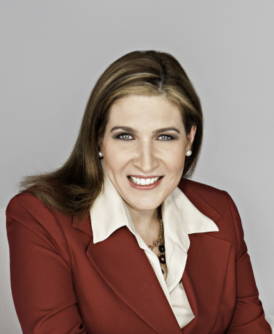 """Beatriz """"Bea"""" Perez, Senior Vice President and Chief Communications, Public Affairs, Sustainability and Marketing Assets Officer for The Coca-Cola Company (Photo: Business Wire)"""