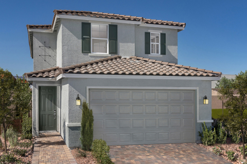 KB Home announces the grand opening of Camden Courts, its latest new-home community in popular Southwest Las Vegas. (Photo: Business Wire)