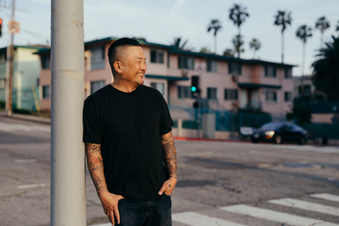 Field Roast™ announces award-winning chef Roy Choi is the new face of the brand. (Photo: Business Wire)