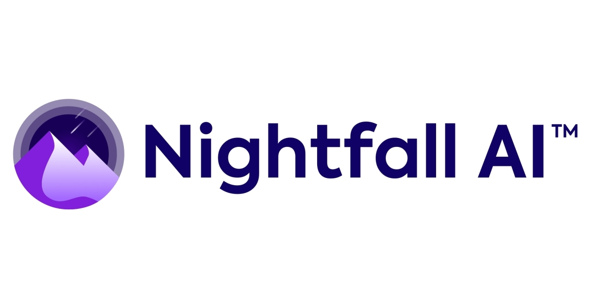 Image result for nightfall ai logo