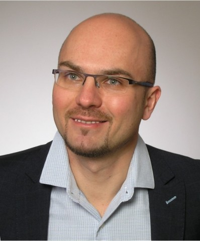 Piotr Wierzchowiec, Ph.D., Head of Functional Ink Products & Development. (Photo: Business Wire)