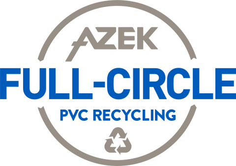 AZEK FULL-CIRCLE PVC Recycling Program (Photo: Business Wire)