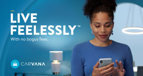 Carvana is rallying consumers to Live Feelessly™ and take a stand against hidden, last-minute fees. (Photo: Business Wire)