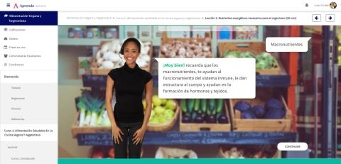 Aprende Institute Platform (Photo: Aprende Institute)