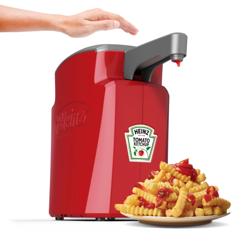 HEINZ KEYSTONE® Automatic Dispenser (Photo: Business Wire)