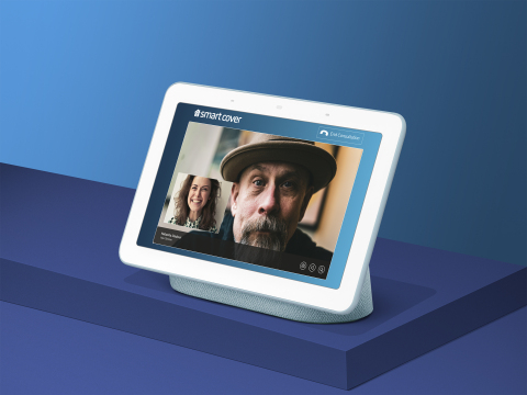 Vala Telemedicine running on the Google Home device. (Photo: Business Wire)