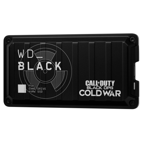 WD_BLACK™ Call of Duty®: Black Ops Cold War Special Edition P50 Game Drive SSD (Photo: Business Wire)