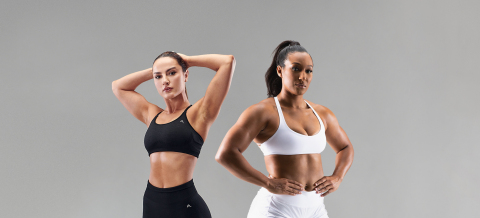 Danyele Wilson (right) Joins Tone & Sculpt Team Alongside Co-Founder & Trainer, Krissy Cela (left) (Photo: Business Wire)
