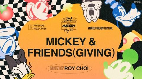 http://disney.com/mickeyfriendsstaytrue (Graphic: Business Wire)