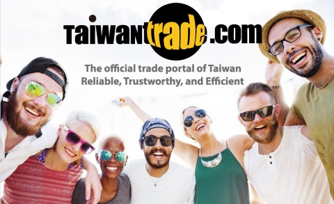 """Taiwantrade.com, Taiwan's largest trade portal, reinforces online exposure for Taiwan's eyewear and optical products through its cross-border e-commerce platform """"Taiwan Trade Optical Zone: https://optical.taiwantrade.com/"""" (Photo: Business Wire)"""