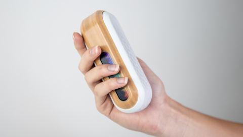 Designers can now 3D print in full color and textures like wood right from KeyShot software to Stratasys PolyJet printers. (Photo: Business Wire)