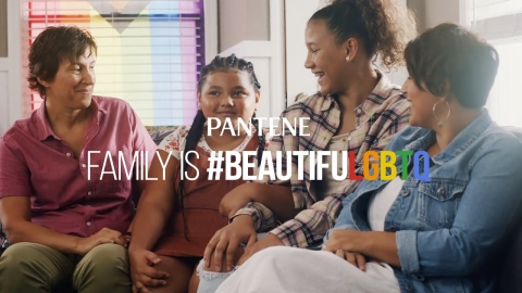Family is #BeautifulLGBTQ: Ashley & Ellie on loving your roots (Photo: Business Wire)