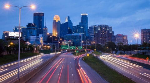 Minneapolis, Minnesota. (Photo: Business Wire)