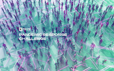 Learn more or sign up at xprize.org/pandemicresponse (Graphic: Business Wire)