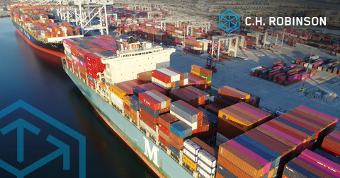 C.H. Robinson helps hundreds of companies big and small recover millions of dollars in Section 301 tariff refunds on Chinese-imported goods, and there are millions more to be had. (Photo: Business Wire)