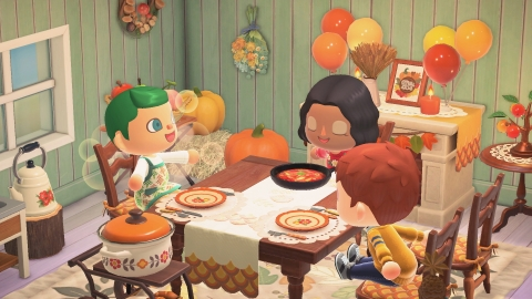 If you're looking to spend quality holiday time with friends and family virtually, special occasions such as Turkey Day on Nov. 26 and Toy Day on Dec. 24 will be added with the new update, delivering holiday events that can be experienced with others. (Graphic: Business Wire)