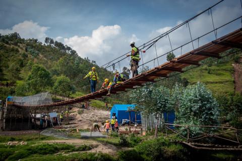 Photo courtesy of Bridges to Prosperity.
