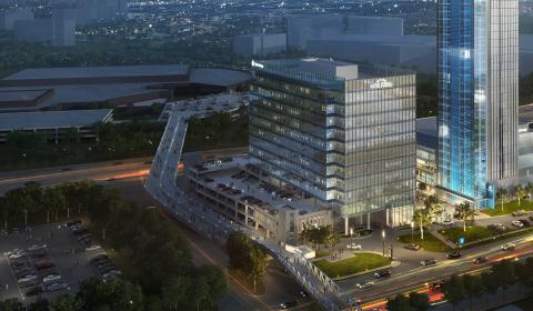 Papa John's Atlanta Headquarters rendering (Photo: Business Wire)