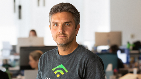Klaviyo CEO and Co-Founder Andrew Bialecki (Photo: Business Wire)