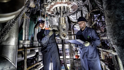 Blackline Safety is a leader in cloud-connected safety wearables for industrial applications (Photo: Business Wire)