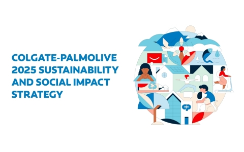 Colgate-Palmolive announces its 2025 Sustainability & Social Impact Strategy, defining key actions & setting measurable targets for 2025 & beyond. (Photo: Business Wire)