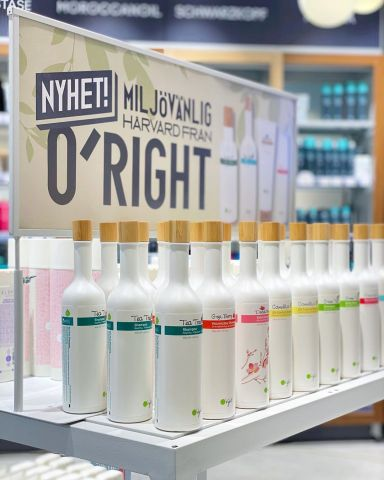 Lyko joins forces with O'right, opening the door for the Taiwanese brand to make its green values and products seen in the Nordic region. (Photo: Business Wire)