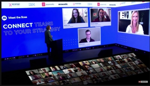 """GDS Showcase: Broadcast quality """"Events-as-a-Service"""" for more engaging business events (Photo: Business Wire)"""