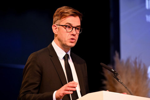 Luxembourg Minister of the Economy Franz Fayot (copyright: Ministry of the Economy)